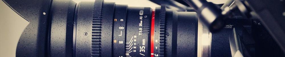 grabación de vídeos para eventos
